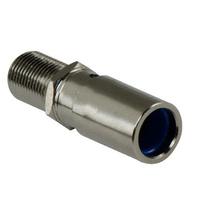 Compression RG6U/Quad Shield BNC Plug