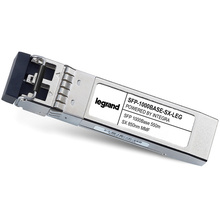 MSA Compliant 1000Base-SX MMF SFP (mini-GBIC) Transceiver Module