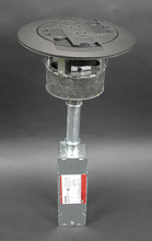 RC3ATC Multi-Service Assembled Poke-Thru Device