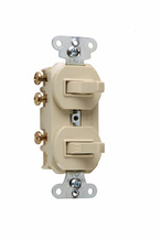 Non-Grounding Combination Switches