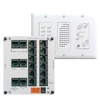 Intercom Module & Main Console Unit, White