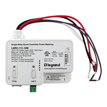 DLM Single Relay Wireless Room Controller, 0-10V, 16A Metered
