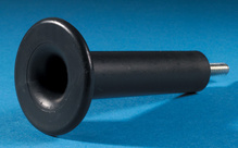 Wire Distribution Spool - 12-24 stud - black