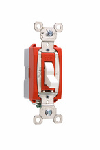 Industrial Extra Heavy-Duty Specification Grade Switch, Light Almond