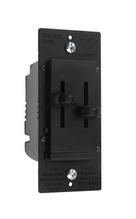 LS Series Dual Fan Speed Control/Dimmer, Brown