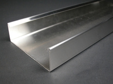 Wiremold S4000 Series Raceway Base in Stainless Steel