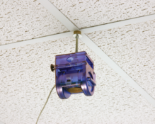 Magnetic Motion Sensor Bracket