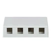 4-Port Surface Box