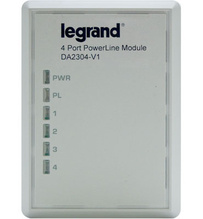Discontinued: Gigabit 4-Port Powerline Adapter