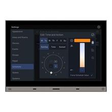 EQUINOX LCAP 73 LCD WIDGETBLACK TITANIUM W/COMM UI