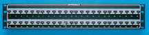 Mod 8/Telco Panel -  high density -  48 ports / 4 and 5 / F50