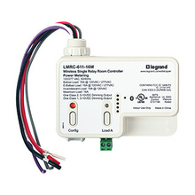 DLM Single Relay Wireless Room Controller, 0-10V, 16A, Metered