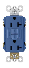 radiant® Spec-Grade 20A Self-Test GFCI Receptacle (NAFTA-Compliant)