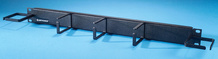 CABLE MANAGEMENT PANEL - Includes 5 steel rings - 3 horizontal - 2 vertical
