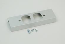 AL2400 Duplex Receptacle Cover Plate