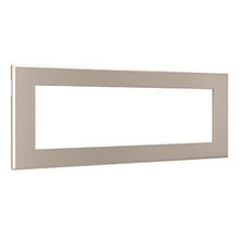 Furniture Power Replacement Bezel for Switching Power Unit- Nickel