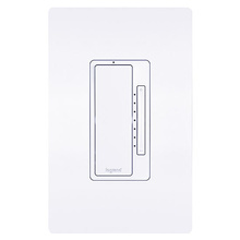 HK RADIANT TU DIMMER + REMOTE KIT, WHITE