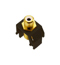 RCA to F-Connector, Brown