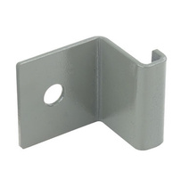 Vertical Wall Bracket - Black - One Bracket