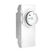 0-10V PIR Indoor/Outdoor Fixture Sensor, Low Voltage, w/BLE