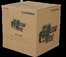 EZ Patch, 28awg RDC C6 cord 3', White, 100 pcs