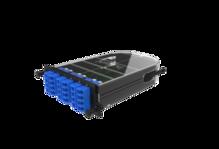 Infinium Quantum M4 Splice Cassette, 24F, LC Quad OS2, Ribbon