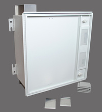 CZE Ceiling Zone Cabling Enclosure for Active Equipment - CZE-242412A