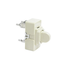 Momentary Contact Switch, Ivory