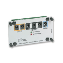 Multi-Voltage Power Distribution Module