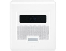 Discontinued: Selective Call Intercom Video Door Unit, White