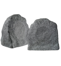 "AccentPLUS1 6.5"""" Outdoor Rock Speaker"