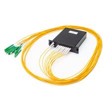 M2 2X8 POL SPLITTER- LC/APC CONNECTORS- 2M PIGTAILS