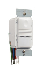Commercial Occupancy/Vacancy Sensor with Neutral, White