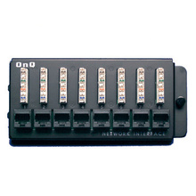 8-Port Network Interface Module