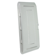 PLASTIC 20 IN COVER WITH TRIM