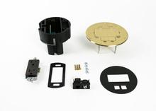 863DRGFICOM Series Dual Service Floor Box Kit