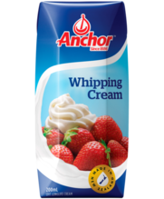 Anchor Whipping Cream | Cream Products | Anchor Pacific