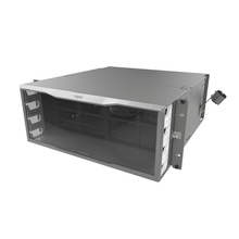 4U Infinium High Density (HD) Fiber Enclosure - M4 Drawer Face