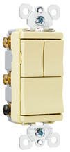TradeMaster Decorator Combination Switch, Brown
