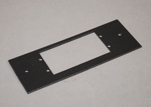 OFR Series Overfloor Raceway Extron AAP Device Plate
