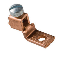 Copper Offset Terminal Lug