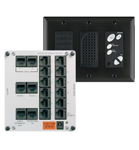 Intercom Module & Main Console Unit, Black