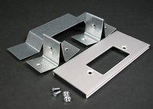 AL3300 Offset GFCI Receptacle Cover Plate