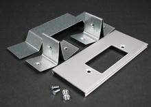 AL3300 Offset GFCI Receptacle Cover Plate