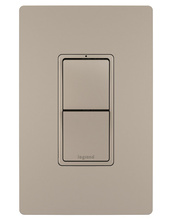 radiant® Two Single-Pole/3-Way Switches