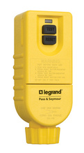 Portable GFCI Right Angle Plug, Manual