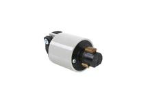 20 Amp Power Interrupting Plug - Hospital Use, Non-Metallic