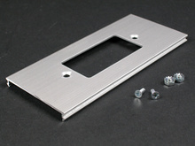 AL3300 Rectangular Device Cover Plate