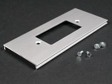 AL3300 Rectangular Device Cover Plate