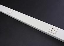 V24GB612 Steel Plugmold® Multioutlet Strip